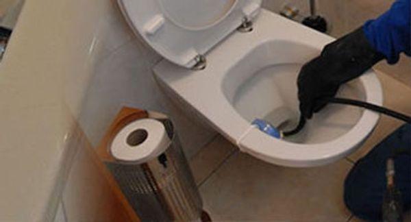 درآوردن اشیا از چاه توالت 09101702050