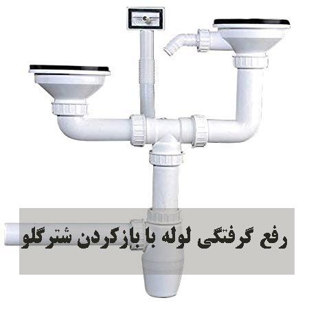 لوله بازکنی تهرانسر